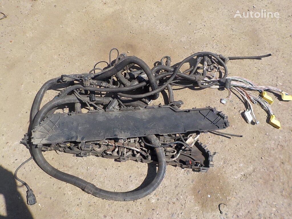 электропроводка  Кабельная шахта со жгутом проводов EDC для грузовика MAN