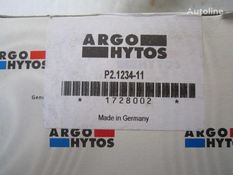 новый фильтр гидравлический  Німеччина Argo Hytos P2. 1234-11 для экскаватора