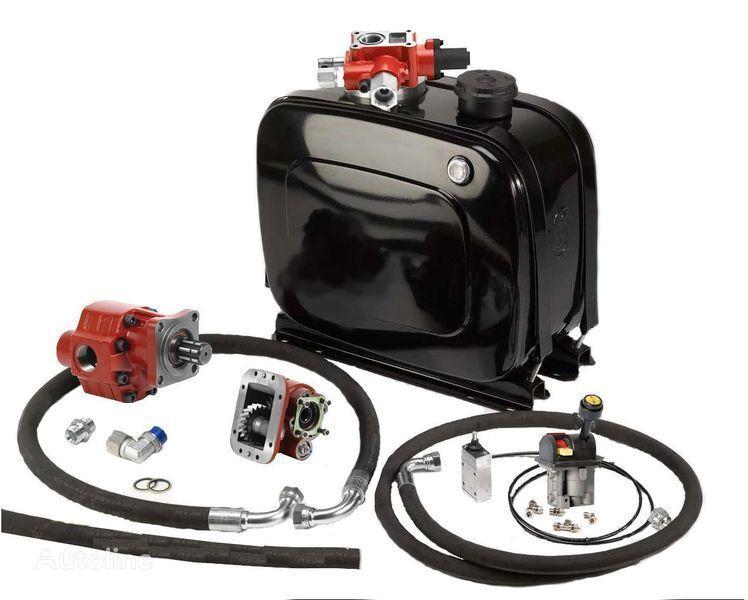новый гидравлический бак  Комплект гидравлики грузового автомобиля для грузовика