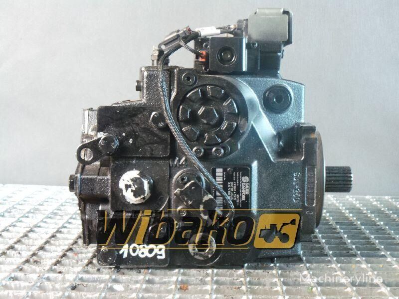гидравлический насос  Hydraulic pump Sauer H1P069RAC3C2CD6KF1H3L45L45CL32P2NNND6F для экскаватора H1P069RAC3C2CD6KF1H3L45L45CL32P2NNND6F
