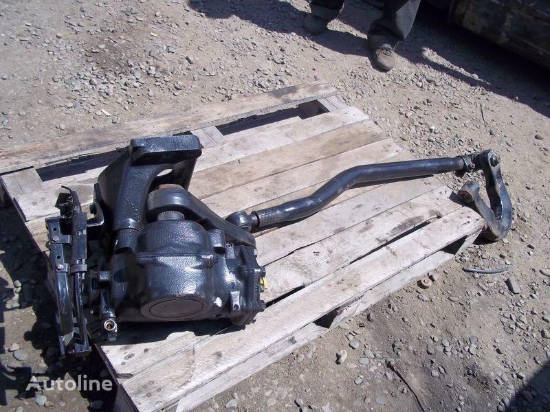 новый гидроусилитель для тягача MAN TGA
