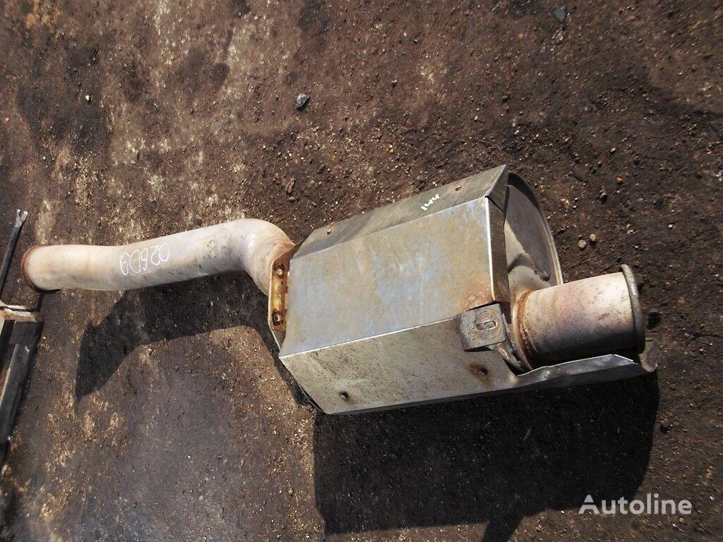 глушитель  Глушитель выхлопных газов конечный DAF для грузовика