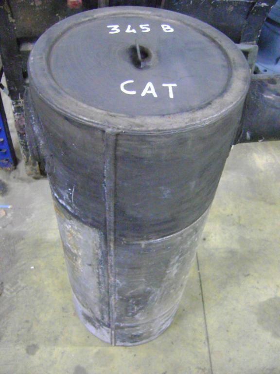глушитель для экскаватора CATERPILLAR 345 B