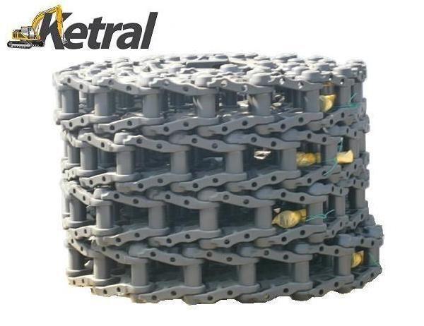 гусеница  DCF track - ketten - łańcuch - chain для экскаватора CASE CX210