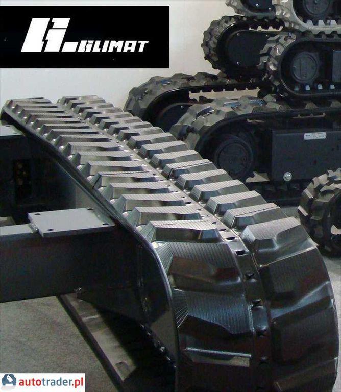 новая гусеница для спецтехники ITR GĄSIENICA GUMOWA 250X109X35W 2016r ITR