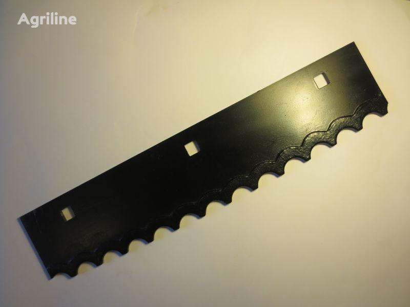 новый измельчитель  Италия Claas Jaguar ножи вентилятора 8 шт комплект для комбайна CLAAS Jaguar