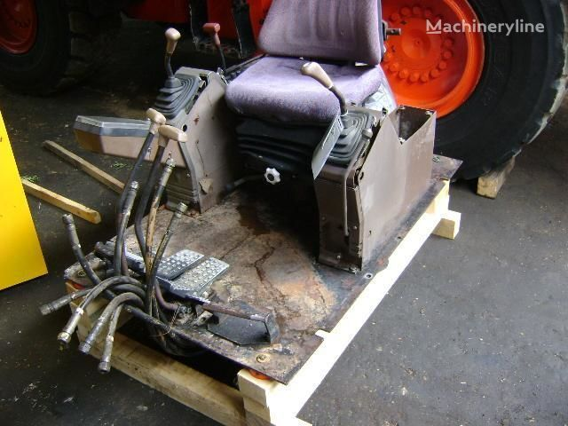 кабина  Part для экскаватора FIAT Hitachi FH