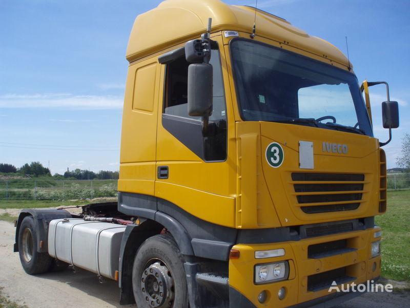 кабина для тягача IVECO STRALIS