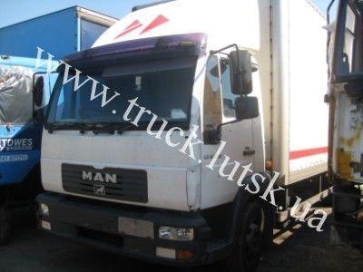 кабина  MAN для грузовика MAN LE 12.220
