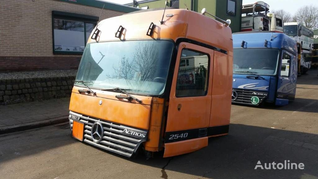 кабина для тягача MERCEDES-BENZ 2540