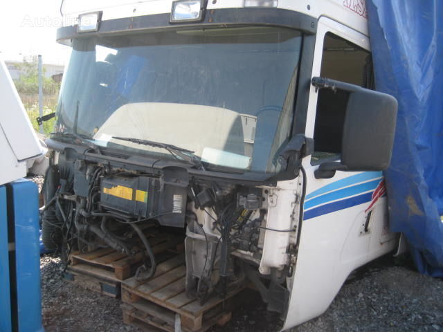 кабина  Topline для тягача SCANIA R420