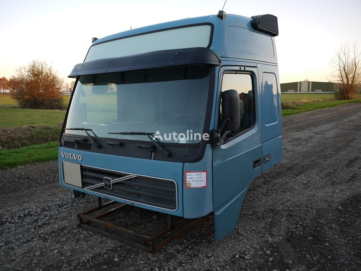 кабина для грузовика VOLVO FM-12 GLOBETROTTER