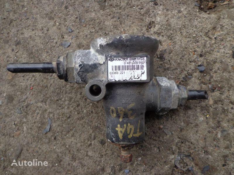 клапан  Knorr-Bremse для грузовика MAN TGA