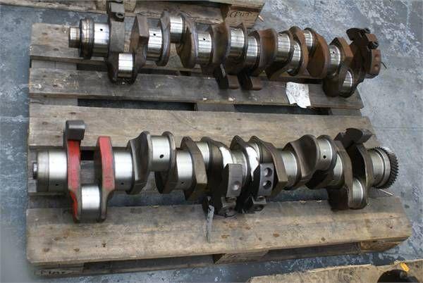 коленвал для другой спецтехники MERCEDES-BENZ OM447CRANKSHAFT