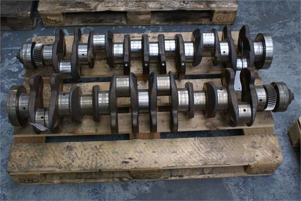коленвал для фронтального погрузчика VOLVO DH12CRANKSHAFT