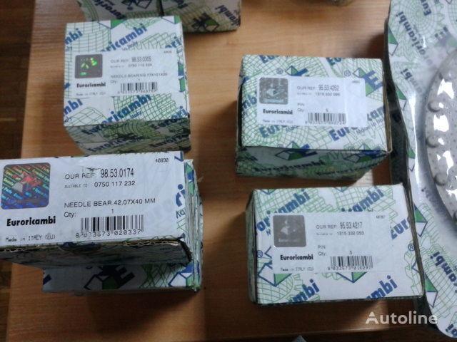 новая КПП  ZF 16S181,16 S221 Подшипники КПП 0750117232  0750117678  0750117232 для тягача