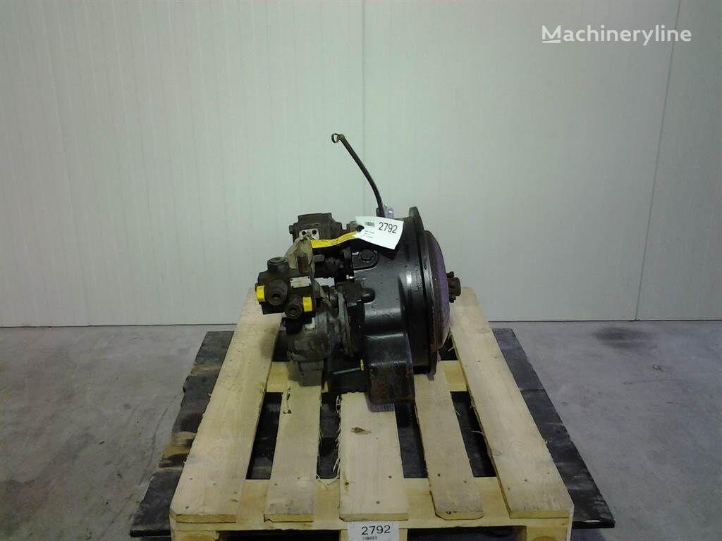 КПП для фронтального погрузчика HANOMAG 512/3