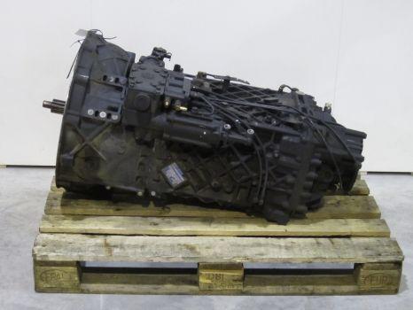 КПП  16S2520TO для тягача MAN