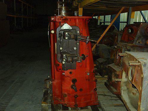 КПП  dynashif-speed shif для трактора MASSEY FERGUSON 3680-6180-8130-8160