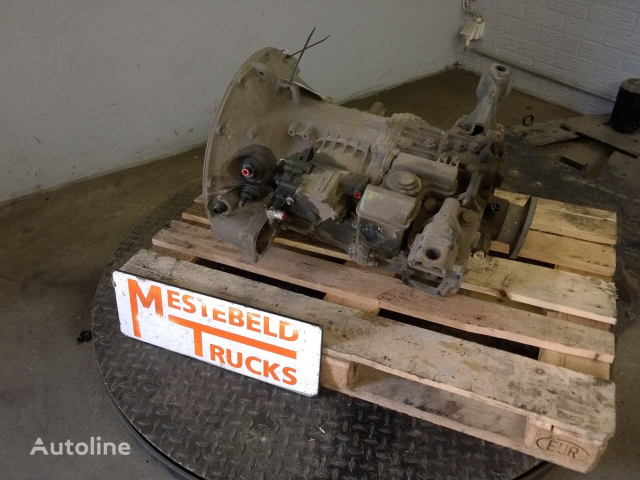 КПП для грузовика MERCEDES-BENZ Versnellingbak
