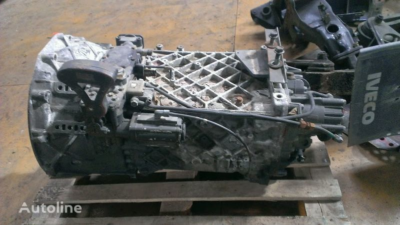 КПП  ZF 16s221 для тягача RENAULT