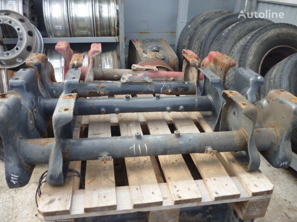крепежные элементы  Кронштейн передней рессоры Iveco для грузовика
