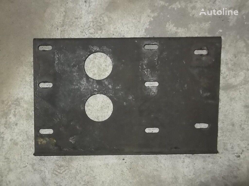 крепежные элементы  Кронштейн противооткатов MAN для грузовика