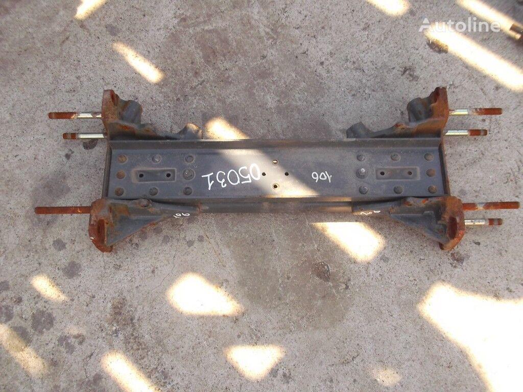 крепежные элементы  Кронштейн V- образной тяги DAF для грузовика