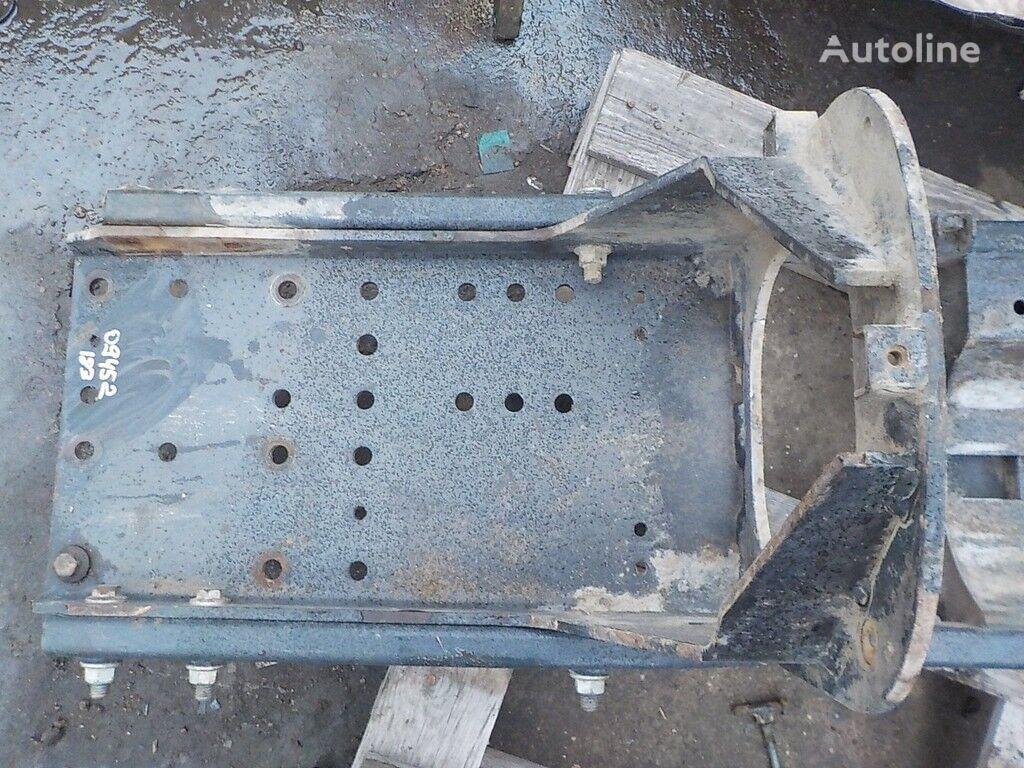 крепежные элементы  Кронштейн выхлопной системы для грузовика IVECO