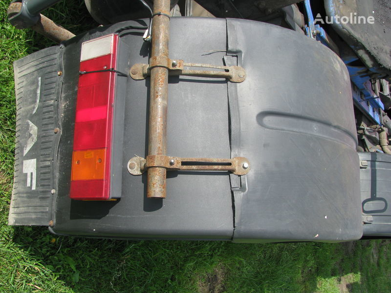 крыло  Подкрылки для тягача DAF