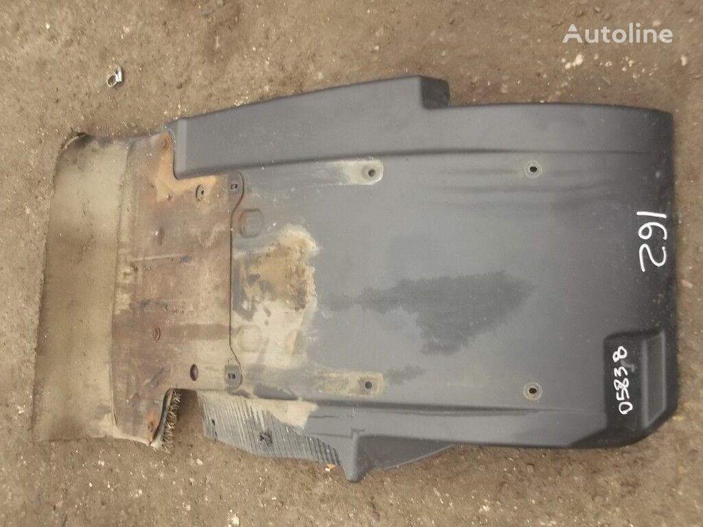 крыло  переднее левое задняя часть для грузовика DAF