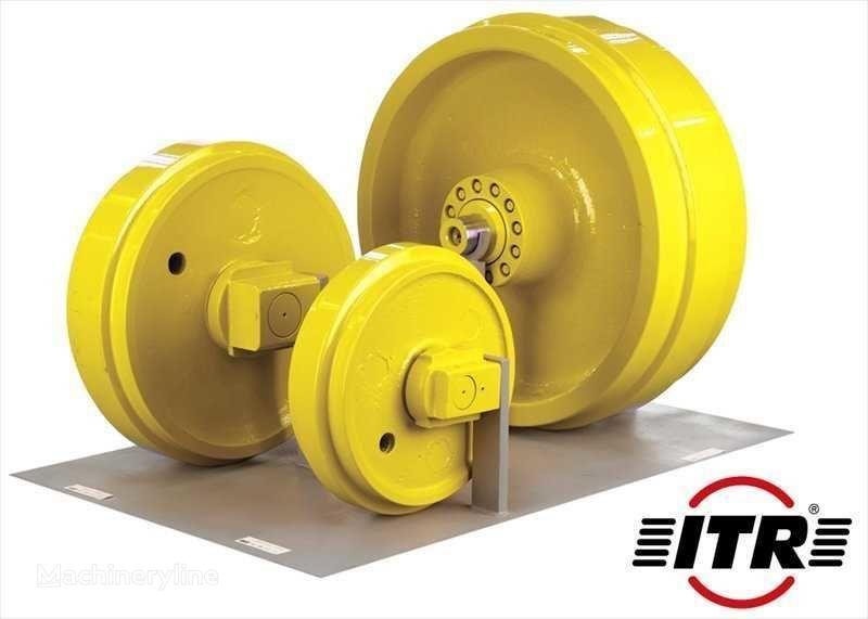 новое направляющее колесо для спецтехники / KOMATSU D41P /