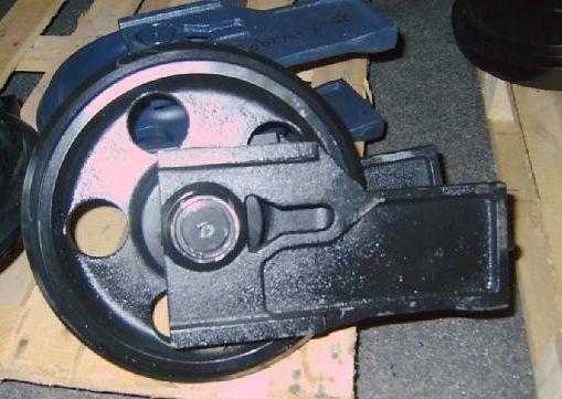 новое направляющее колесо  Berco для мини-экскаватора KUBOTA