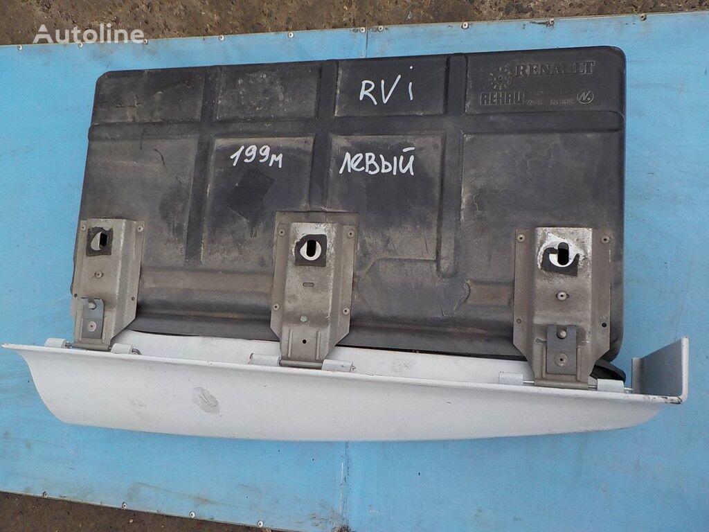 облицовка  Бардачок Renault для грузовика