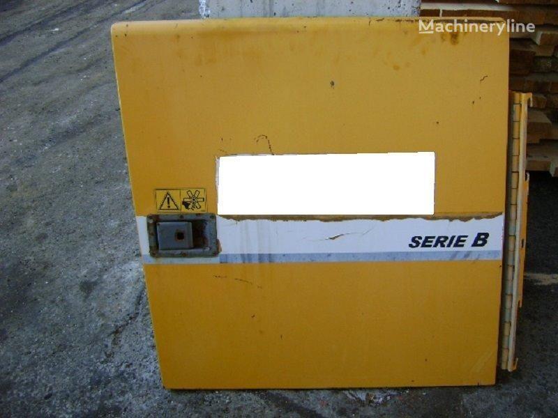 облицовка для экскаватора LIEBHERR 632 B Hood