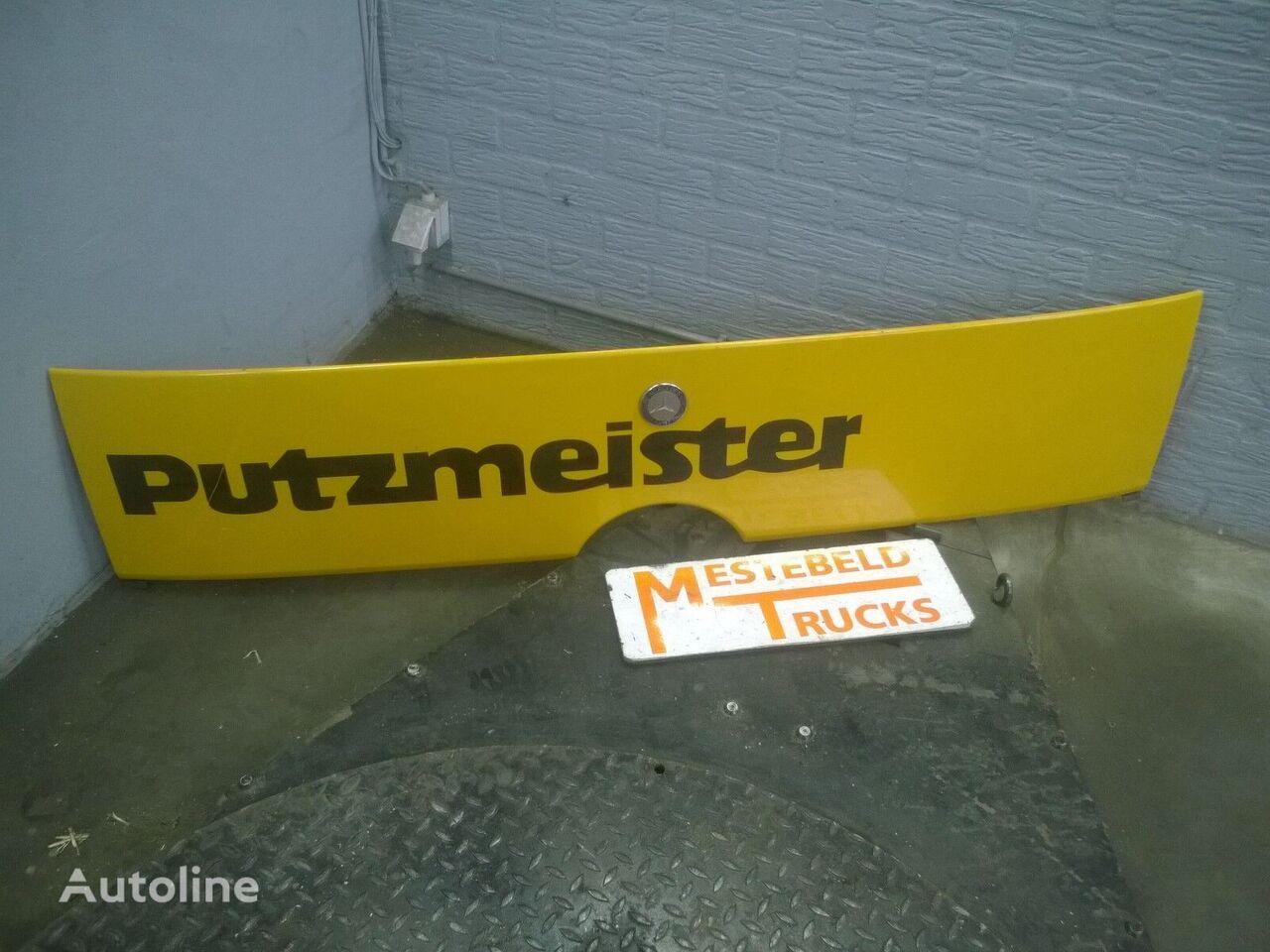 облицовка для тягача MERCEDES-BENZ Frontplaat boven grille