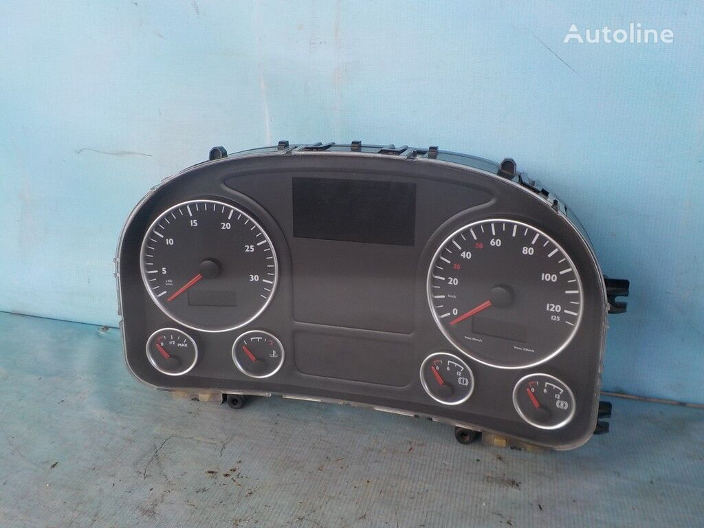 панель приборов  Комбинация приборов MAN для грузовика