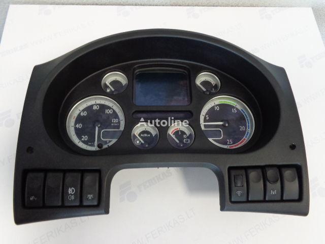 панель приборов  Siemens VDO Automotive AG Instrument cluster 1743496, 1605300, 1605301, 1699396, 1699397 (DELIVERY WORLDWIDE) для тягача DAF 105 XF