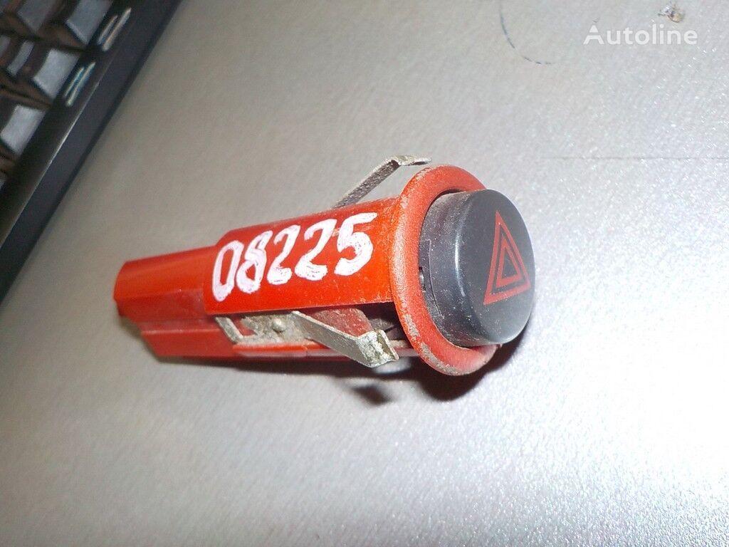 панель приборов  Кнопка аварийной сигнализации для грузовика SCANIA