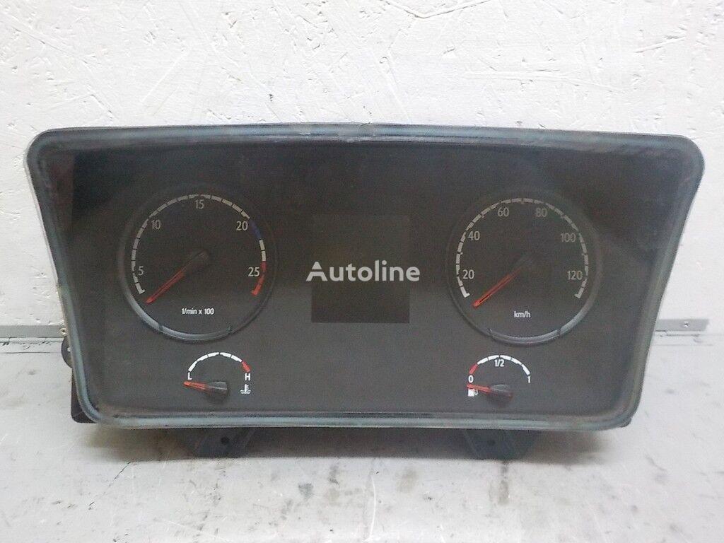 панель приборов  Комбинация приборов для грузовика SCANIA