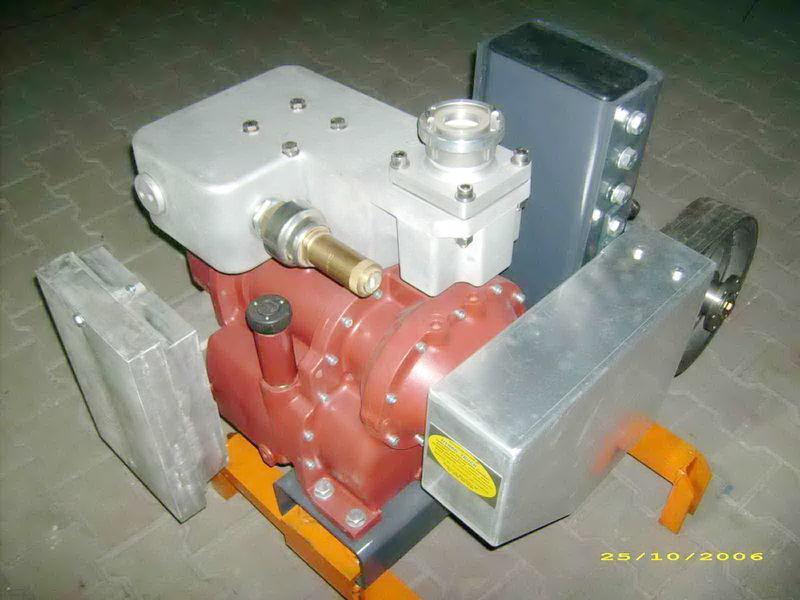 пневмокомпрессор для цистерны CG80 GHH RAND Light