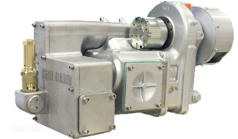 новый пневмокомпрессор для грузовика GHH CS 580