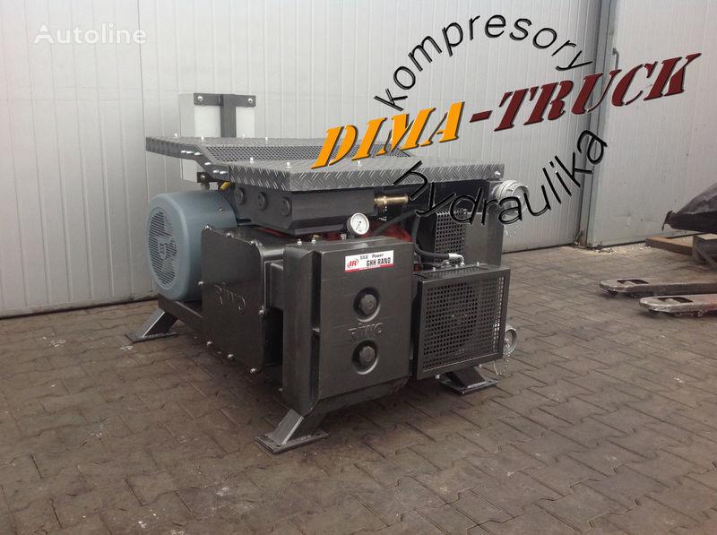 пневмокомпрессор  agregat ghh, drum silokompresor для грузовика electric agregat