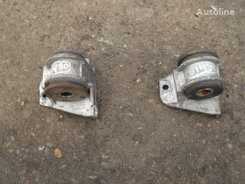 радиатор охлаждения двигателя  Подушка MAN для грузовика