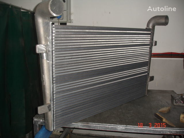 новый радиатор охлаждения двигателя  CAT Интеркуллер для экскаватора CATERPILLAR CAT345