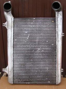 радиатор охлаждения двигателя для тягача DAF XF 95