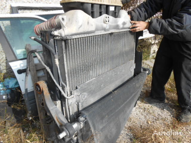 радиатор охлаждения двигателя  BEHRU для тягача MAN TGA-TGX 480