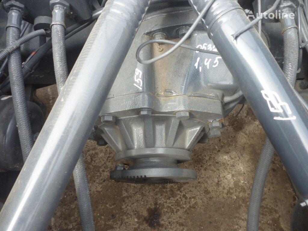 редуктор  заднего моста Iveco Trakker 1.45 24/35 для грузовика