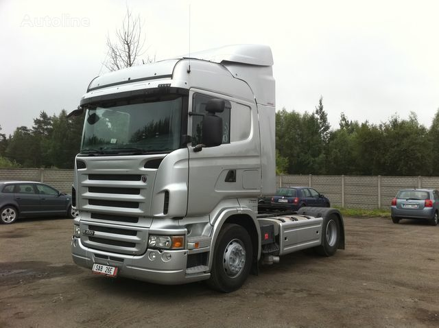 новый спойлер  MULTI-PLAST Scania R Highline для тягача SCANIA R Highline