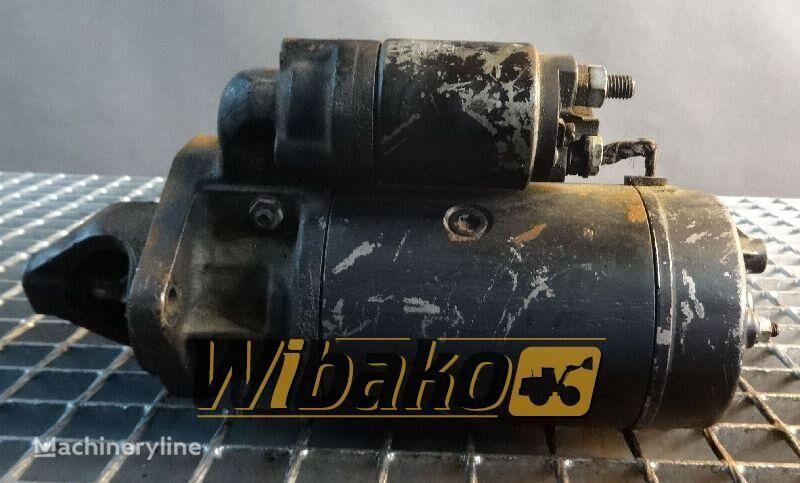 стартер  Starter Bosch 0001368081 для экскаватора 0001368081